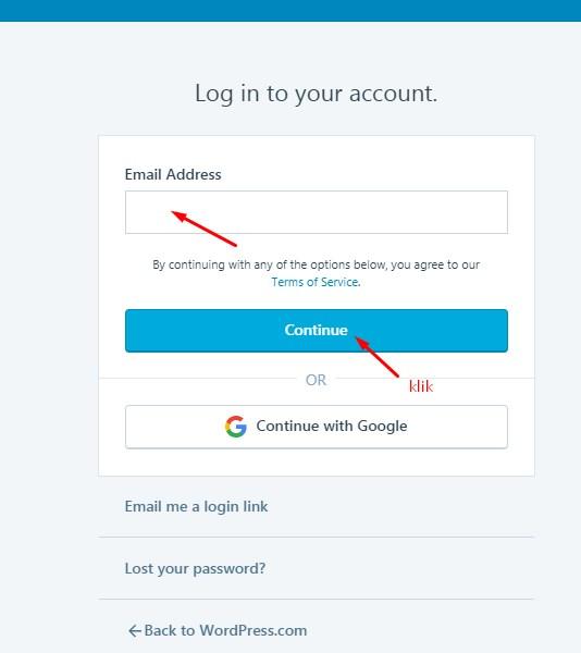 Cara Menampilkan Page Atau Halaman Baru Di WordPress