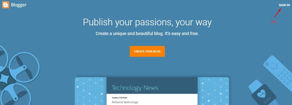 Cara Mengatur Setelan Komentar Blogger 1