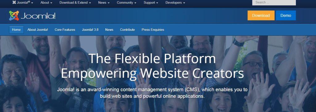 Cara Membuat Website Dengan Joomla 1