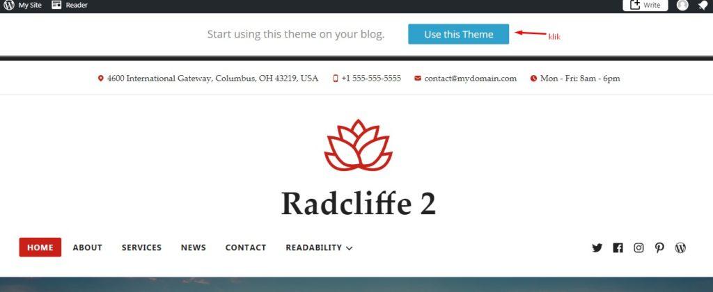 Cara Mengganti Template WordPress Melalui Dashboard 6