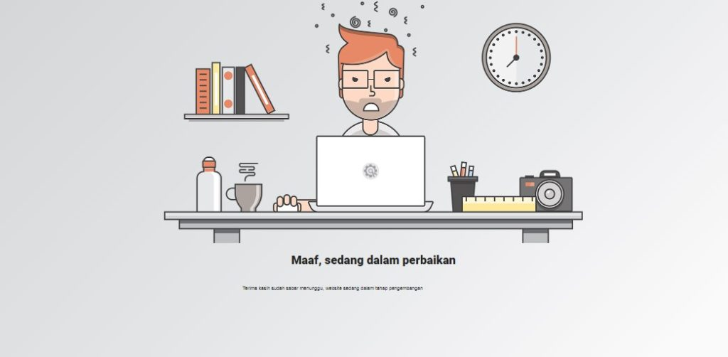 Cara Memasang Halaman Under Construction Pada WordPress 11