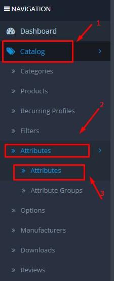 Cara Menambah Atribut Produk Di Opencart 4