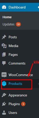 Cara Tambah Kategori Produk Di WooCommerce 1