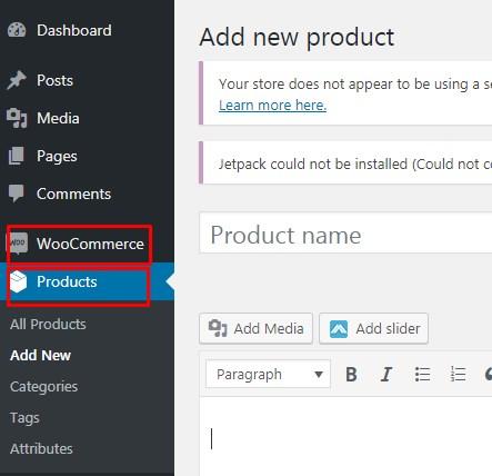 Cara Install Plugin Woocommerce di WordPress 8