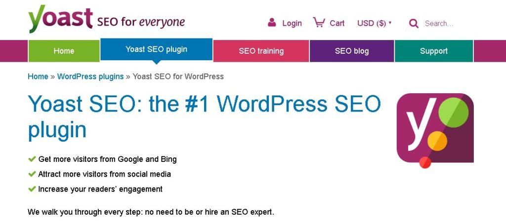 Yoast SEO Plugin Untuk WordPress